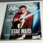 RADIO TIMES 3-9 JULY 1999 STAR WARS PHANTOM MENACE OBI-WAN KENOBI